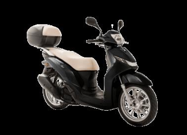 Peugeot moto renting 125