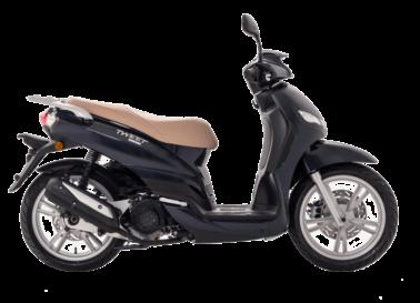 Peugeot moto renting
