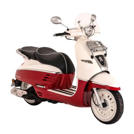 peugeot moto renting repartos