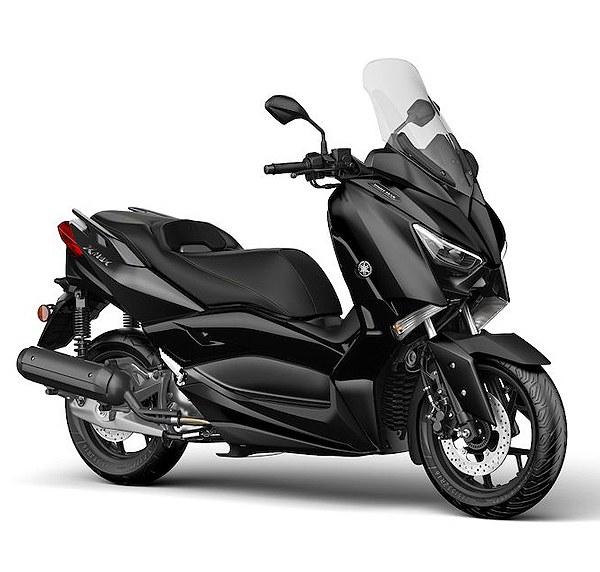 Moto yamaha renting 125