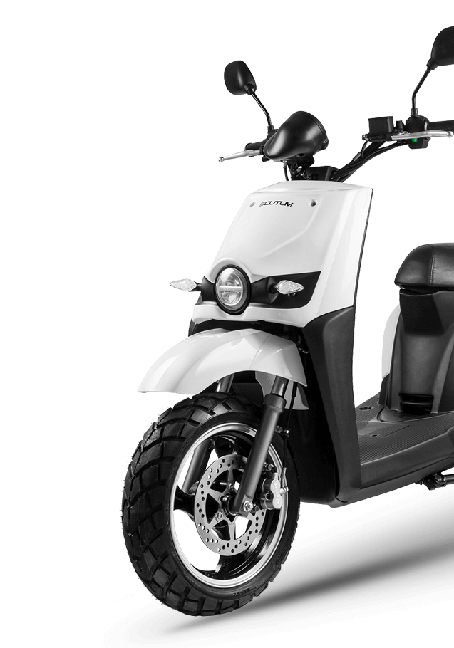 Renting moto electrica