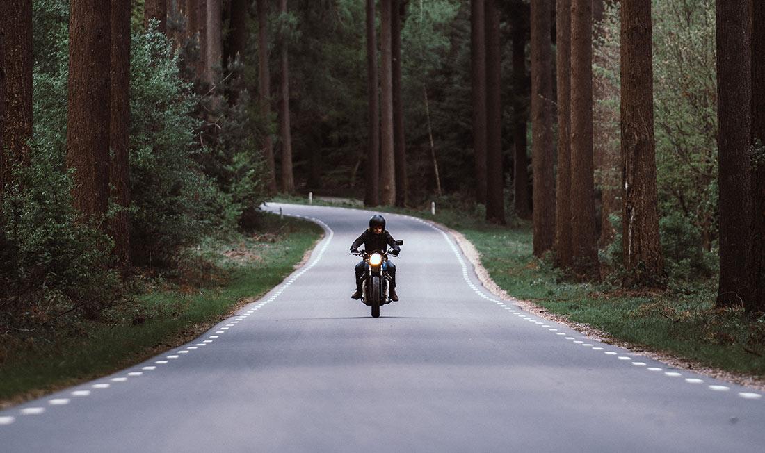 Las mejores motos para grandes viajes en carretera