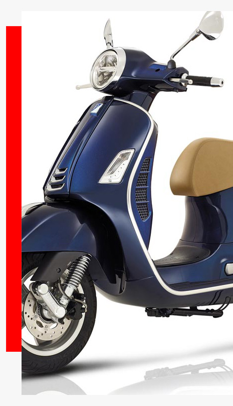 Alquiler y renting moto 125