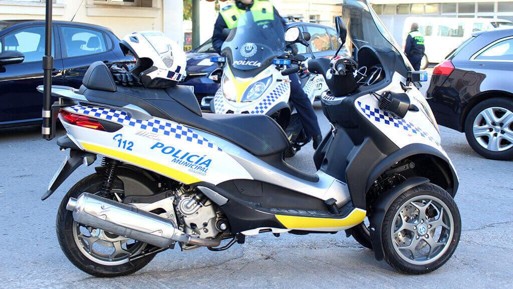Motos renting para empresas 125cc - Motours