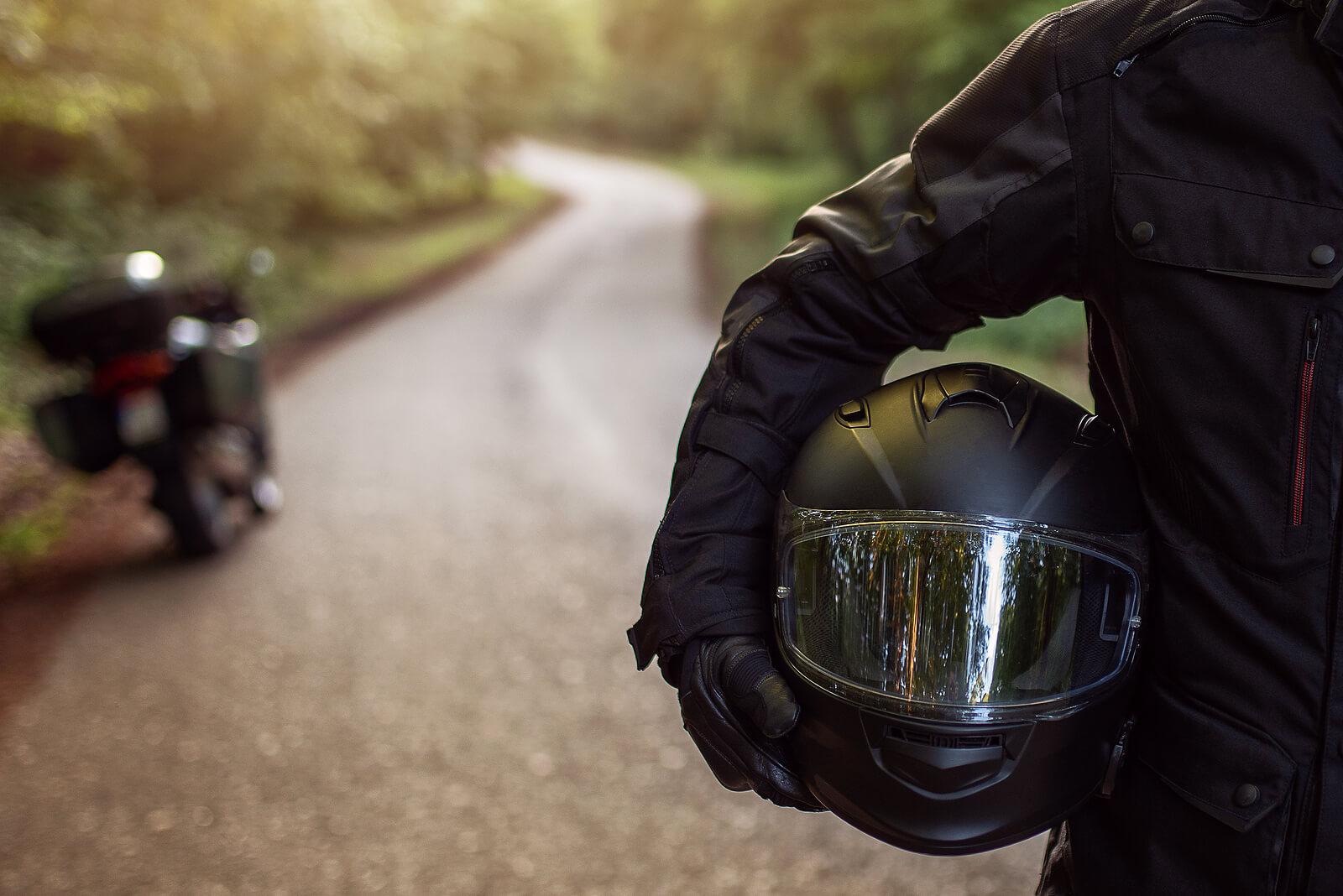 Ropa de moto para ir de ruta