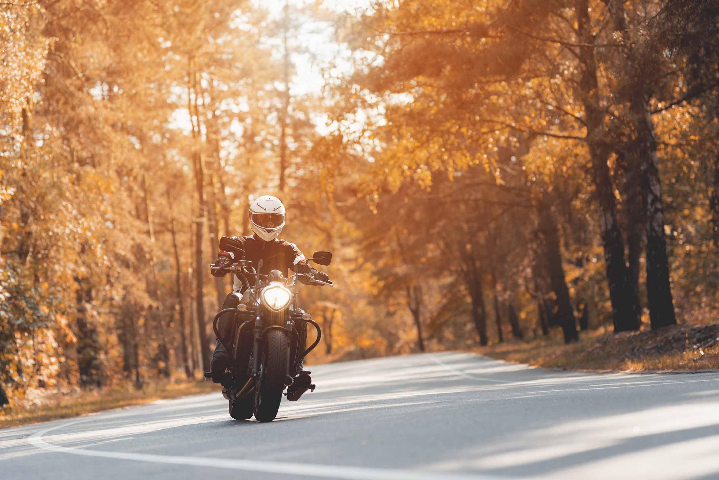 Las mejores motos para viajar
