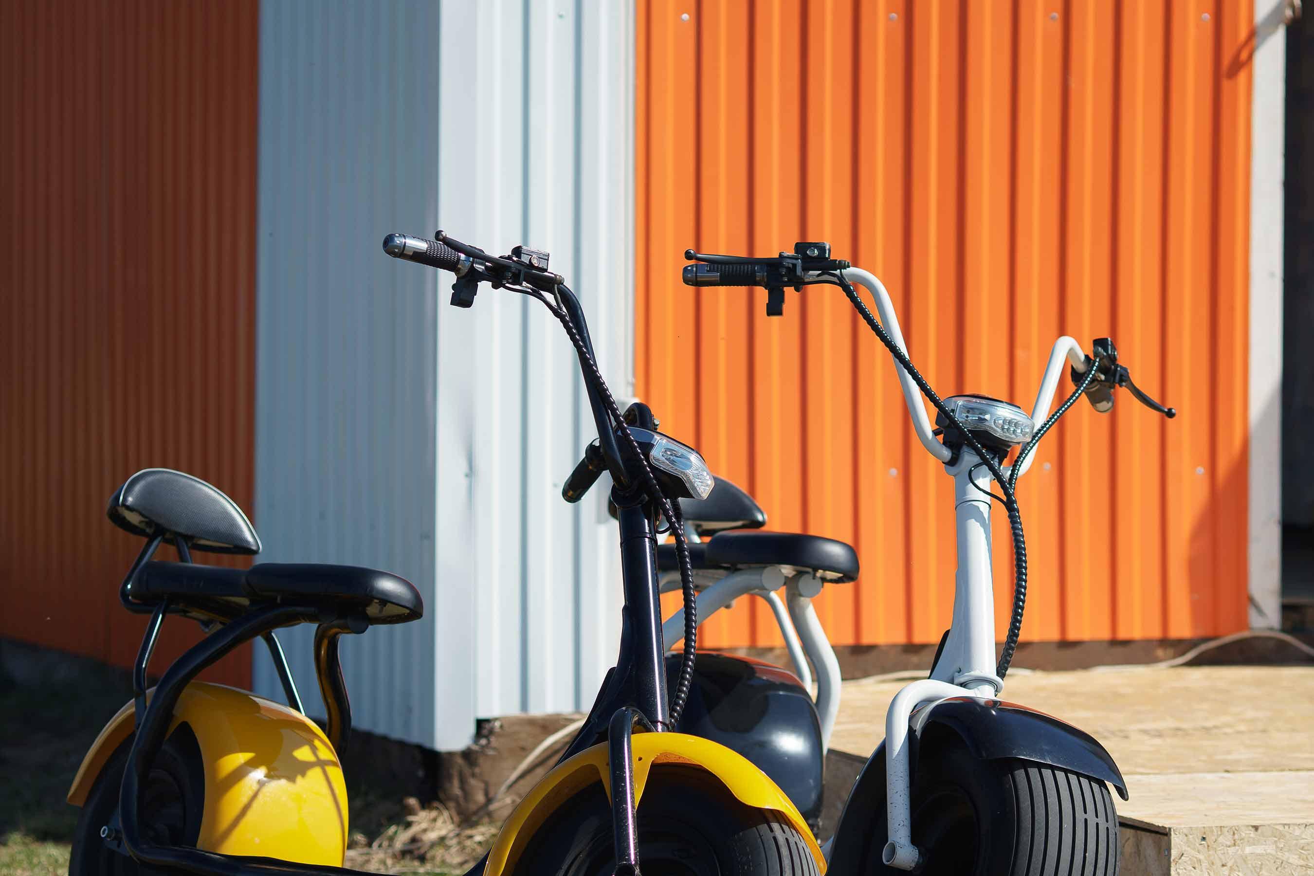 Ventajas de las motos eléctricas