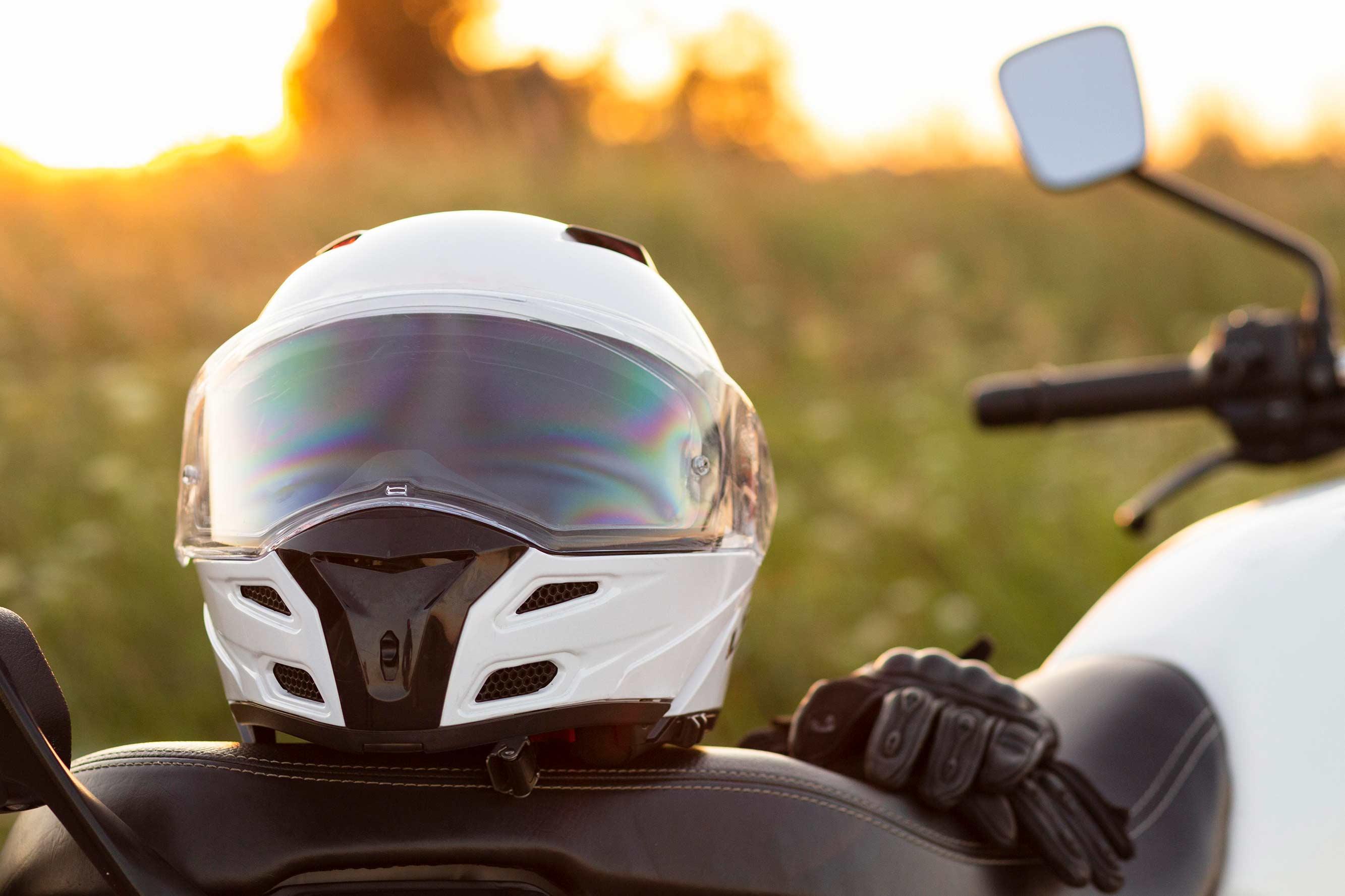 Tipos de casco para ir en moto