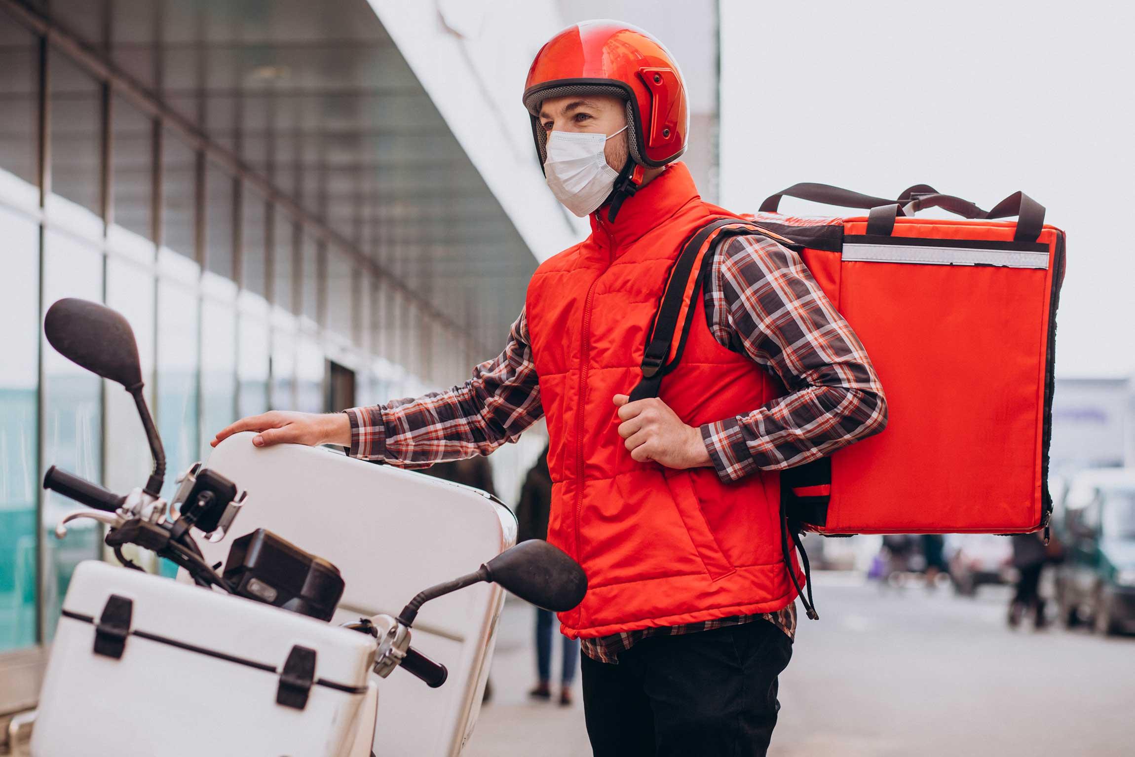 Ventajas de alquilar una moto para tu negocio